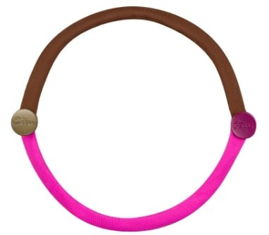 Snappee hair ties are can be snapped together for more length