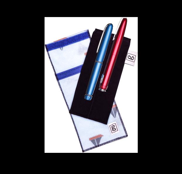 Glucology Pen Cooling Pouch | Large | 2 Pen Pouch