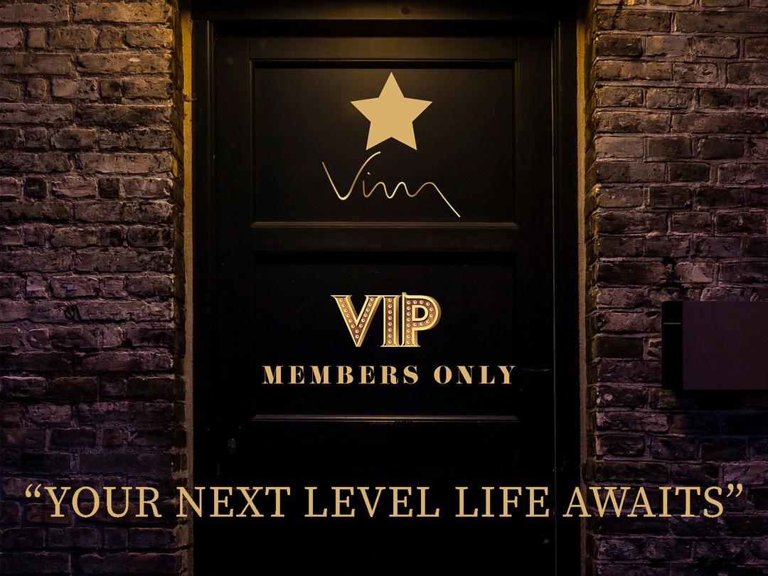 VIP BLACK DOOR SIGN UP