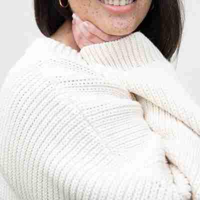Birch Cottage Crewneck Sweater