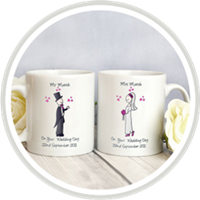 mug wedding