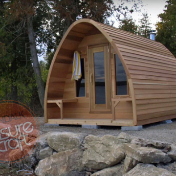 pod sauna wood types cedar white fir clear cedar barrel sauna dundalk leisurecraft