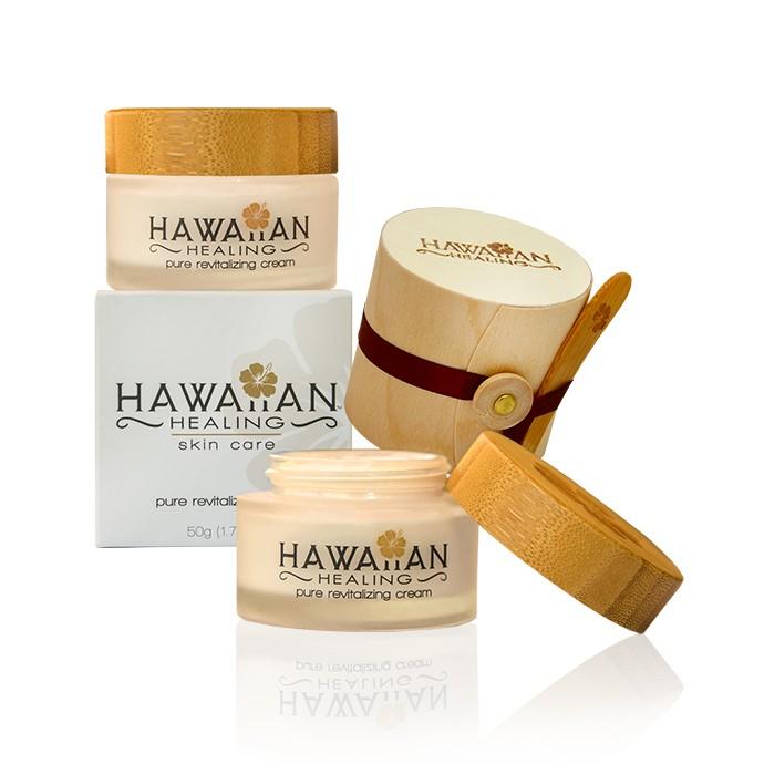 Hawaiian Healing Pure Revitalizing Cream 50g Jar Bundles