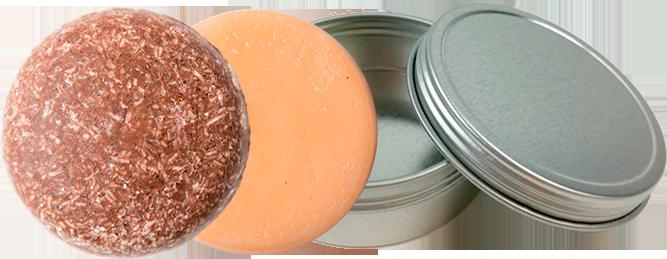 Shampoo + Conditioner Combo Set + FREE Travel Case