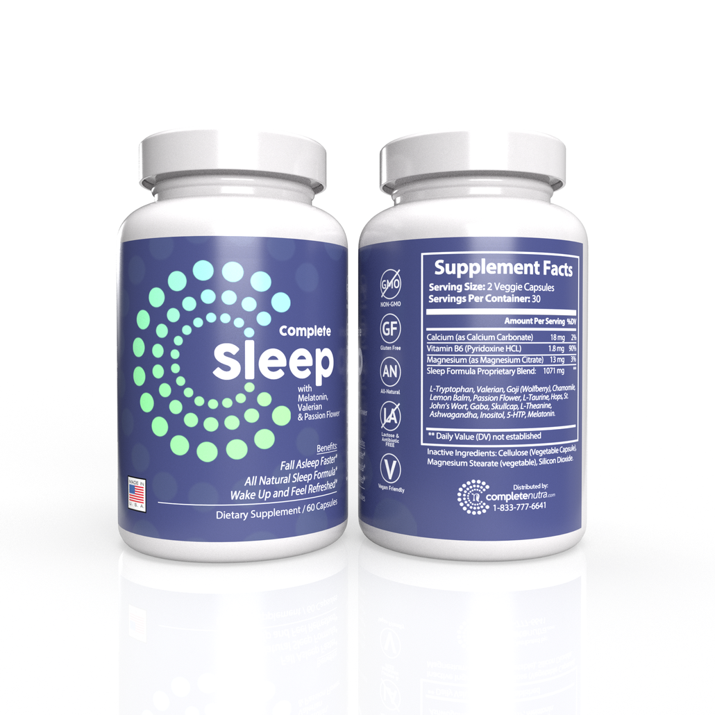 Complete Sleep Formula