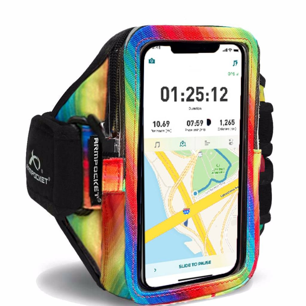 Ultra i-35 Smartphone Armband for iPhone 12 mini/SE 2020/8, Galaxy S7/S6, Google Pixel 4a & more