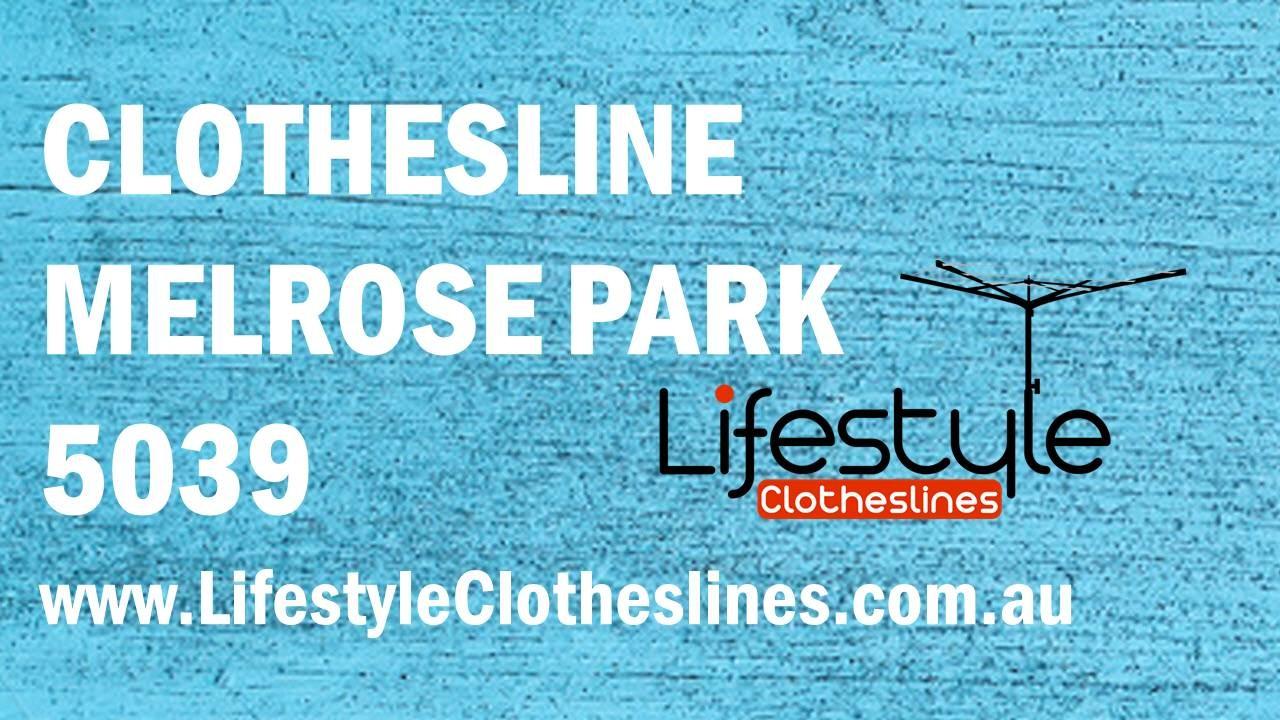 Clothesline Melrose Park 5039