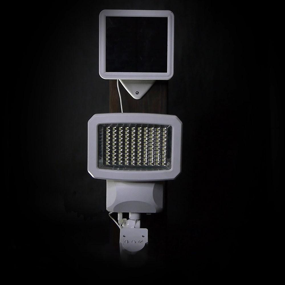 Solar Motion Sensored Security light