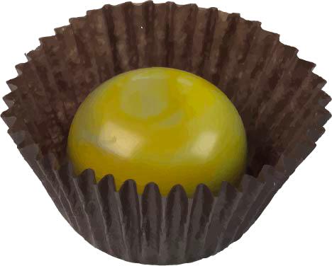 Lemon Coconut Creme Truffle