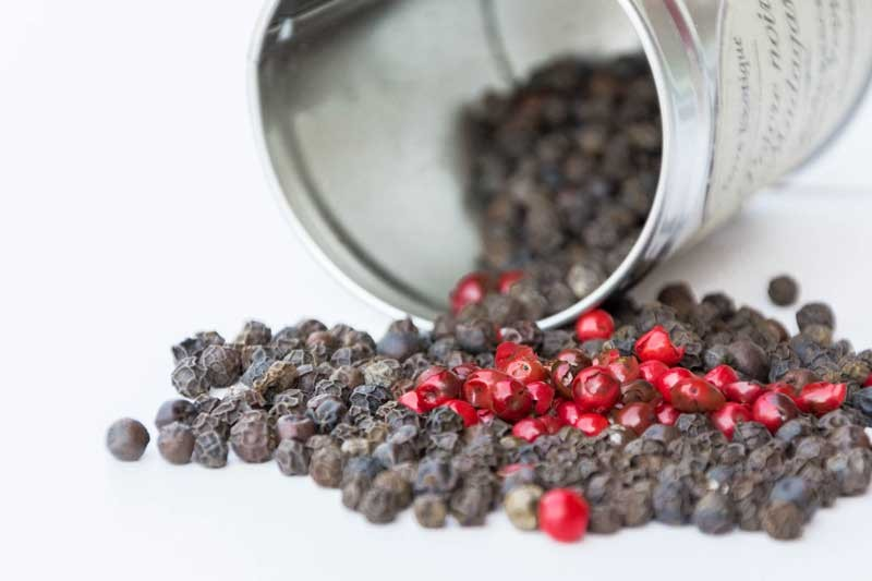 black pepper extract supplement