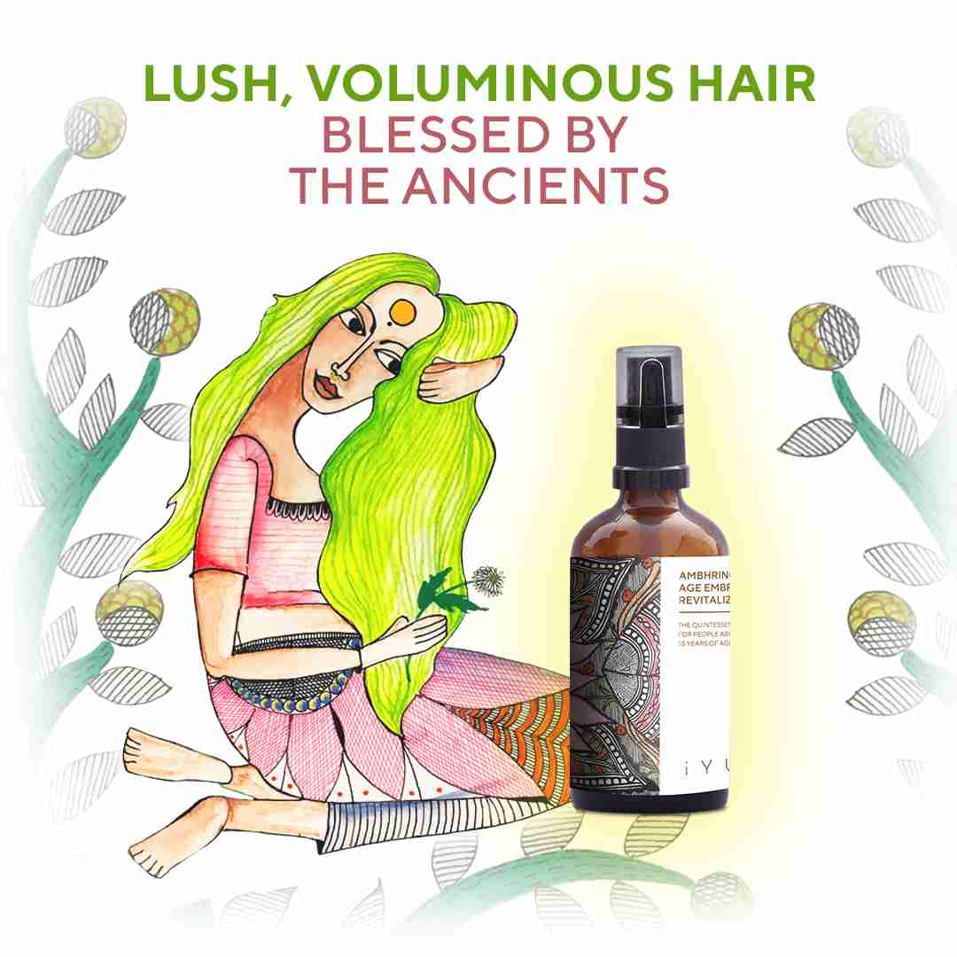 Volumizing Hair Elixir of The Ancients
