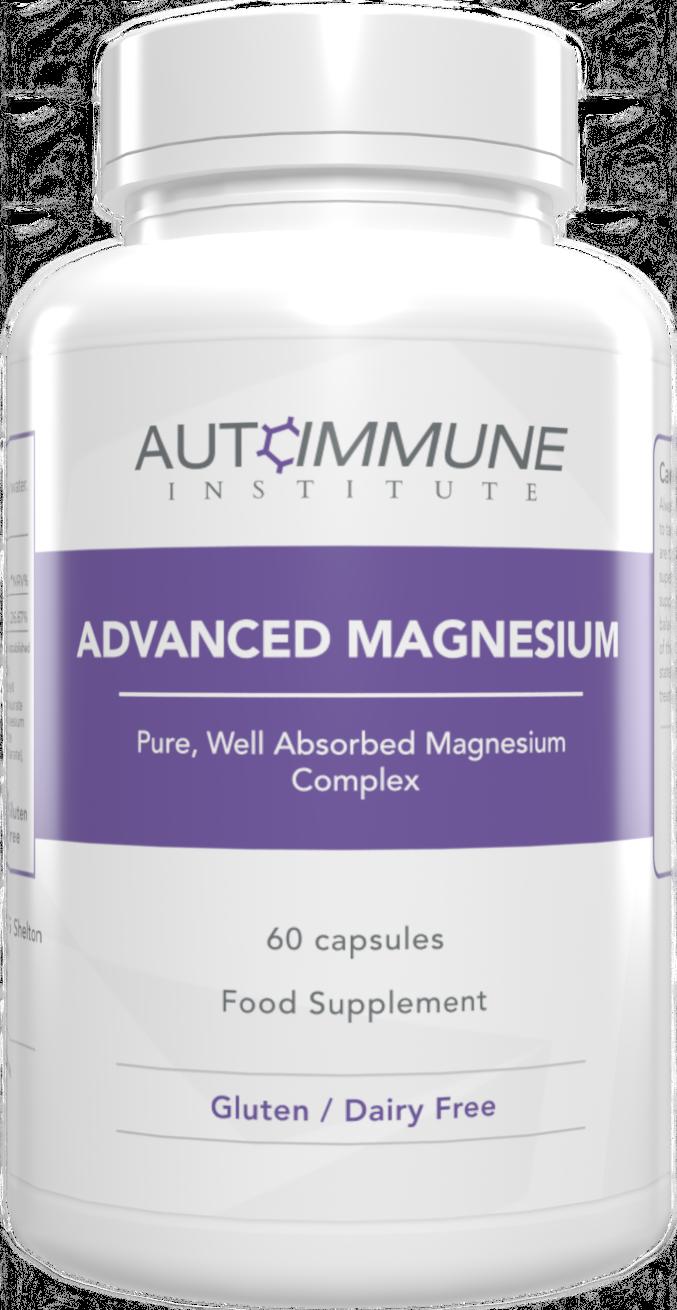 Advanced Magnesium Capsules