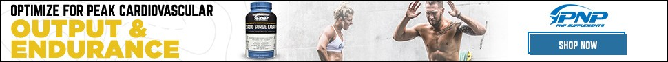 Cardio Surge Energy an endurance supplement for CrossFit and endurance athletes.