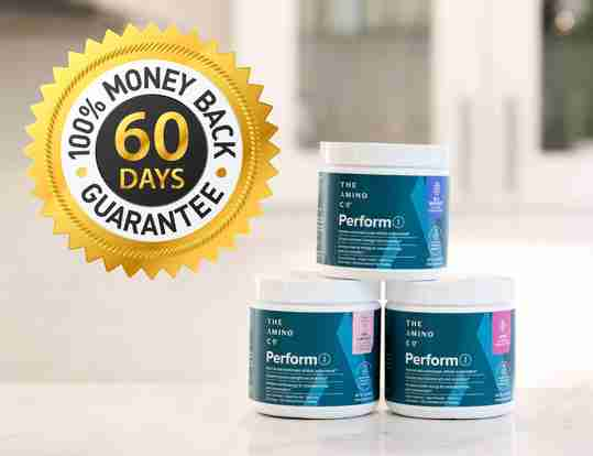 100% Money back guarantee within 60 days!