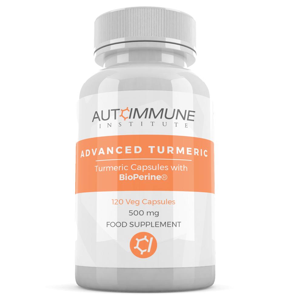 Advanced Turmeric - Turmeric / Curcumin with Bioperine (Black Pepper)
