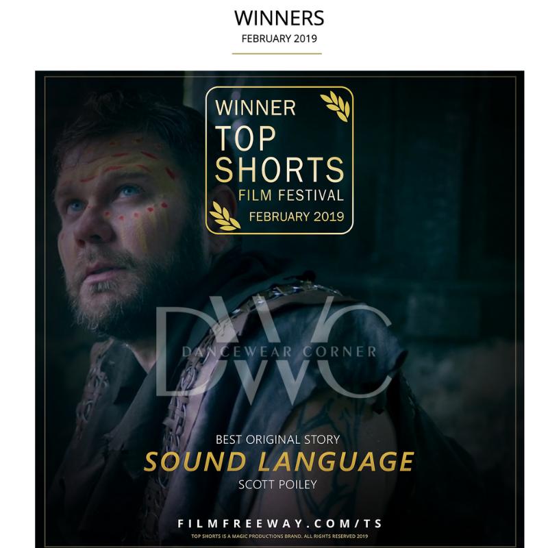 Sound Language Movie