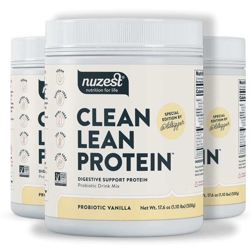 Digestive Support Protein - 3 Containers