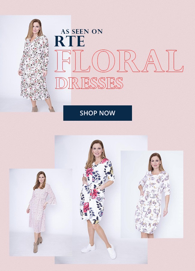 New Collection As Seen on RTE