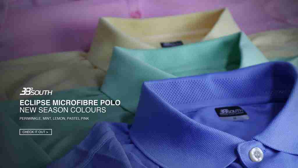 Donald Ross Polo Shirts