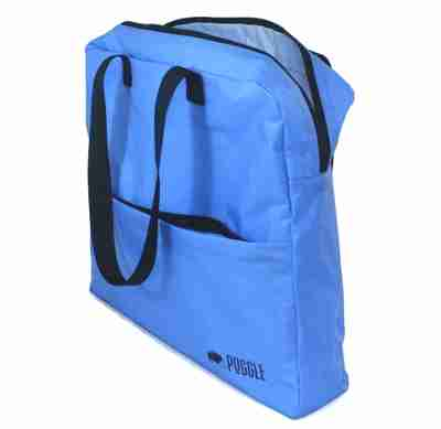 wet dry tote with pvc inner lining