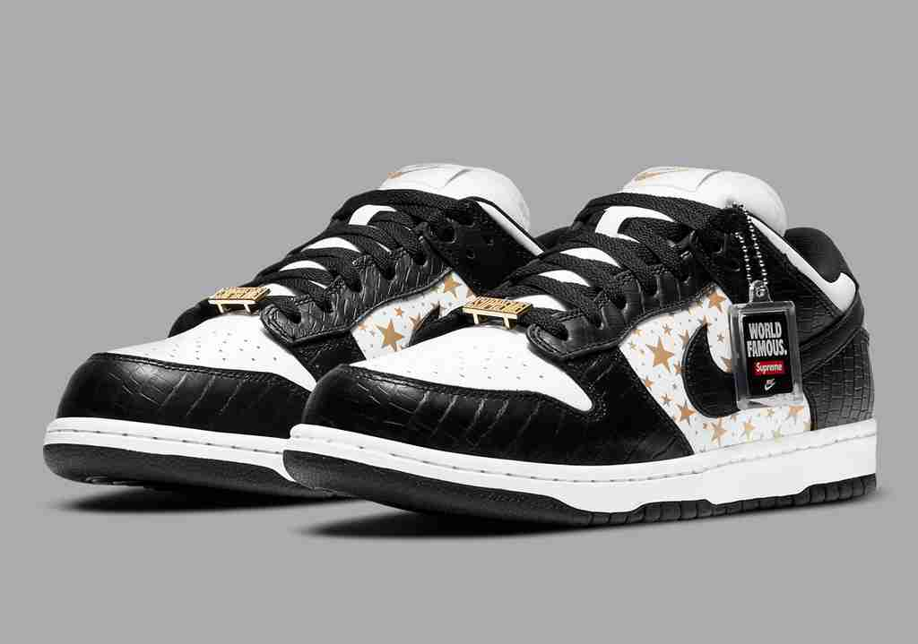Supreme Nike SB Low Black