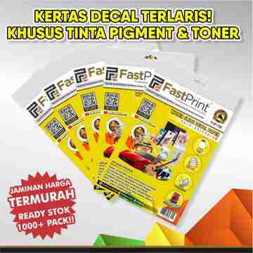 kertas decal