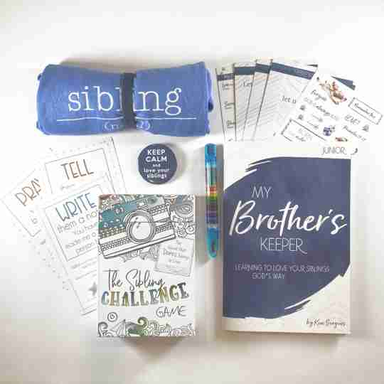 Sibling bundle with game
