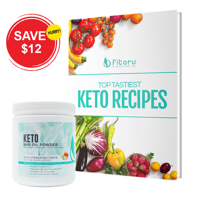Fitoru Keto 30 Day Supply