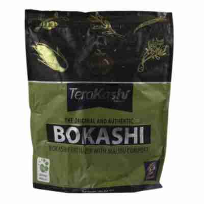 2 lb bag of TeraKashi (Bokashi).