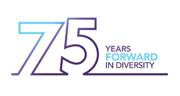 75 years Forward in Diversity Partner with AbsoluteJOI