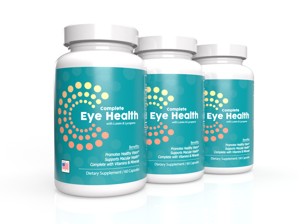 3-Pack: Complete Eye Health