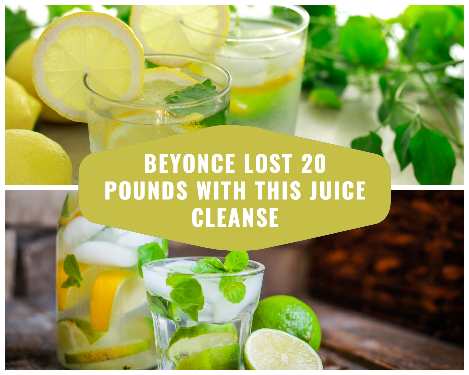 Lemonade Cleanse Lemon Cayenne Pepper Honey