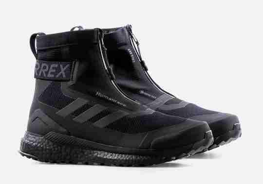 Pharrell x adidas Free Hiker Zip
