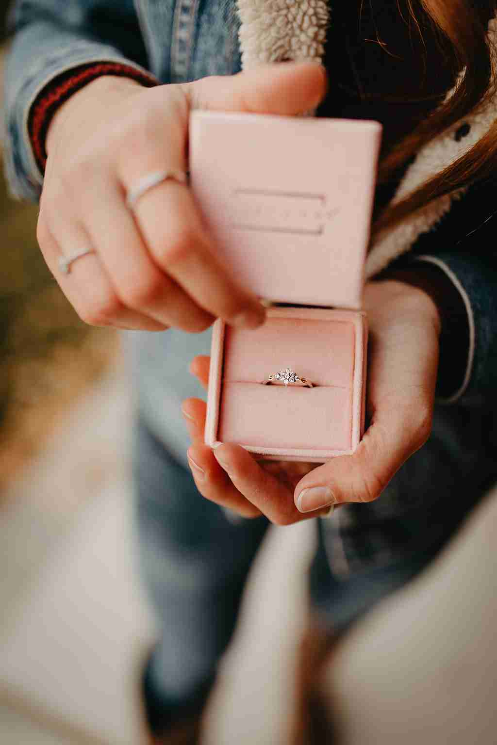 Fall Jewelry- Sarah Snowflake