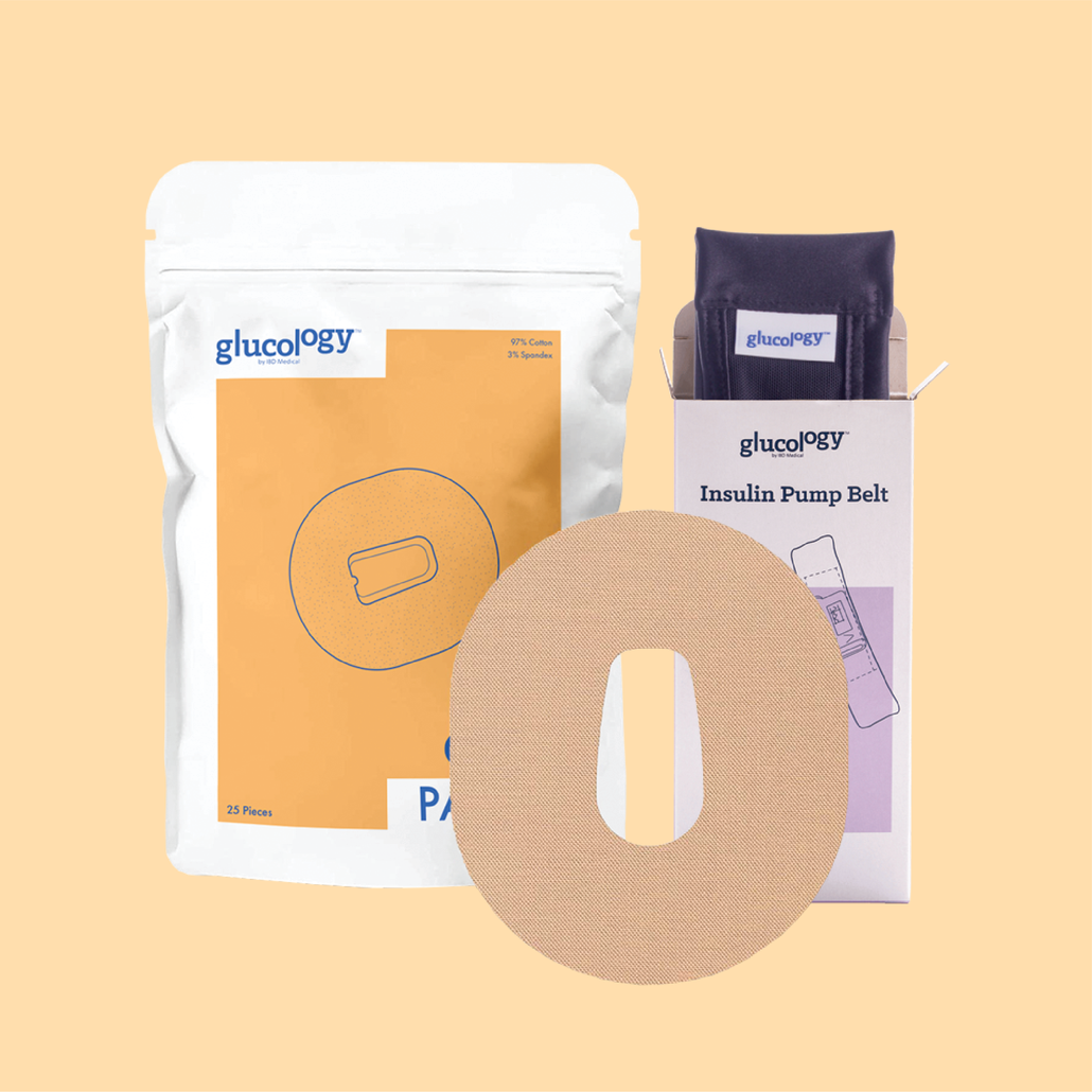 diabetes cgm patch accessories support pump belt insulin