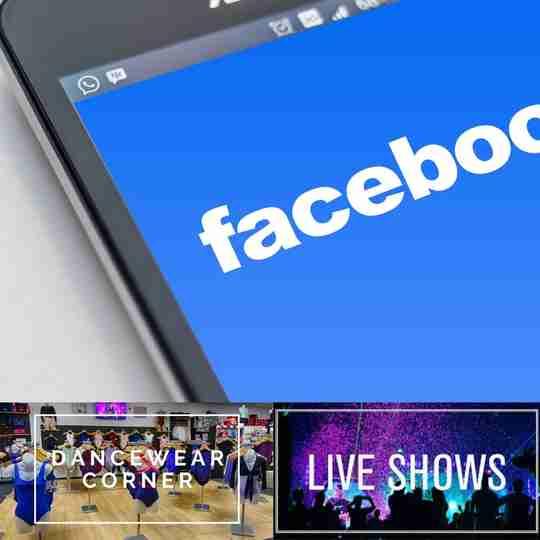 Dancewear Corner Facebook Prima Live Shopping Group