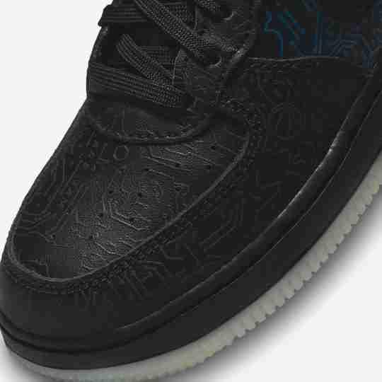 Space Jam Nike Air Force 1