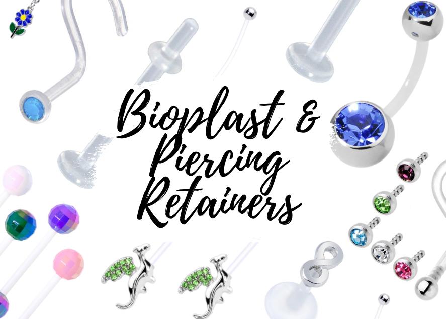 Bioplast & Piercing Retainers