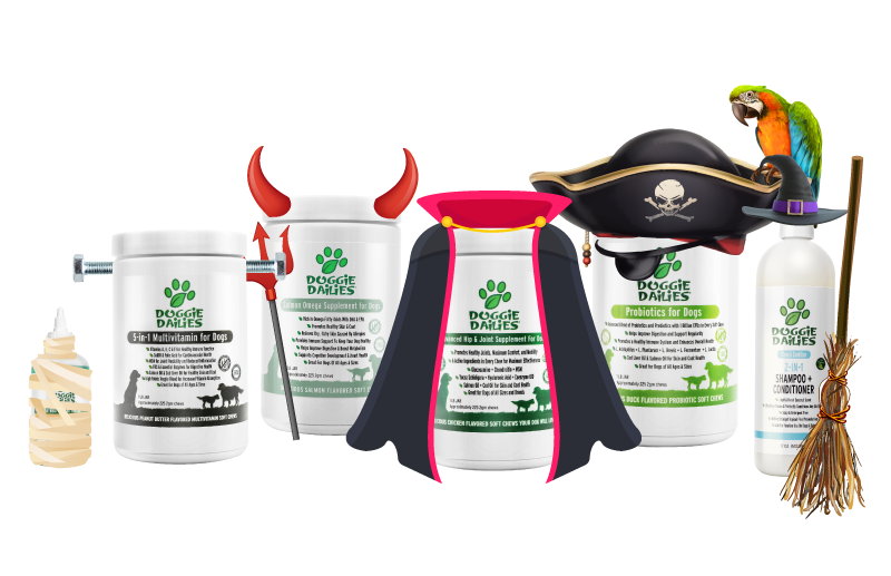 Doggie Dailies Products