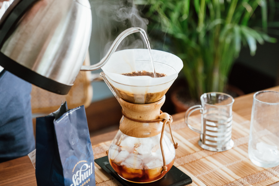 Schuil Coffee Gas Valve