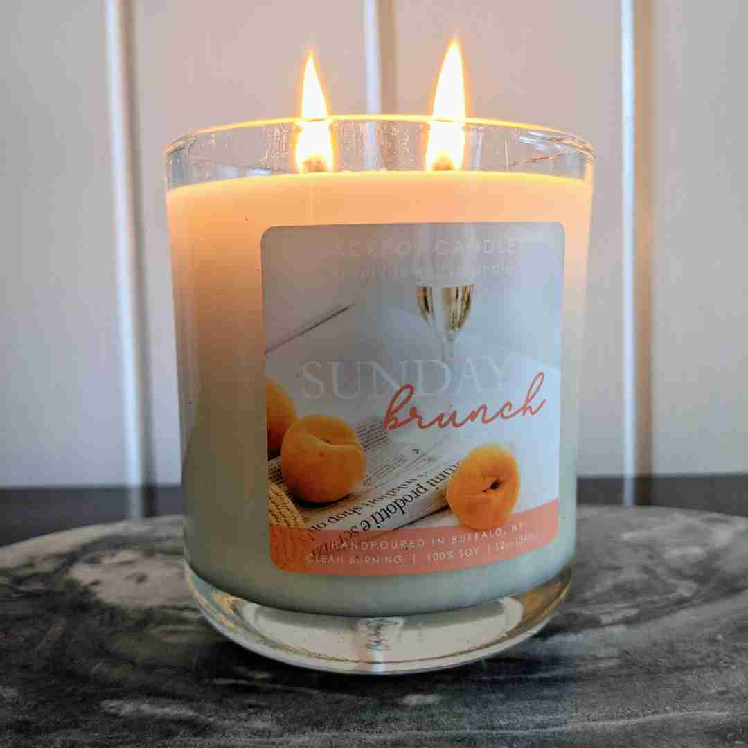 sunday brunch jackpot candles jewelry candle