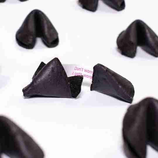 Black Fortune Cookies | Twisted Wares®