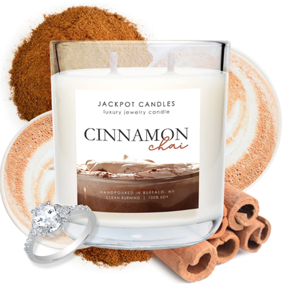 fudgy brownie candle