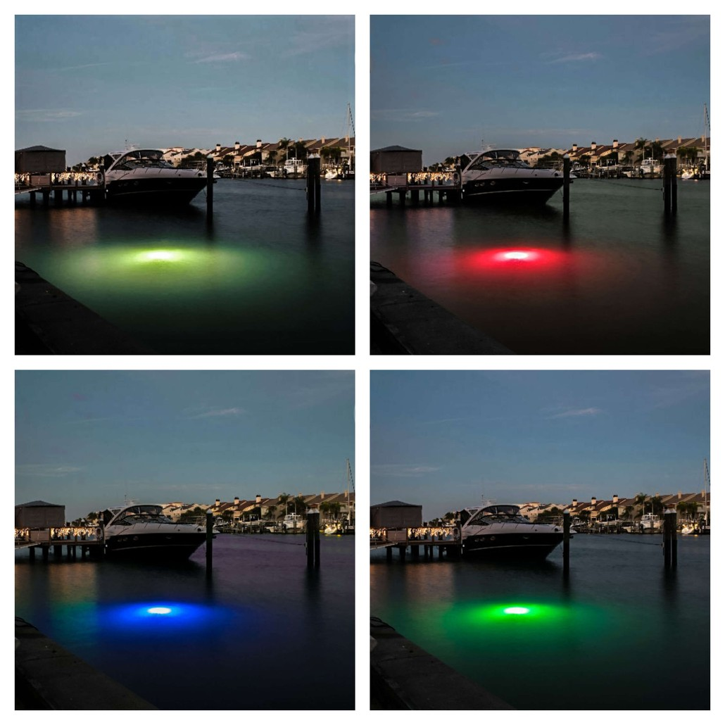apollo underwater dock light collection