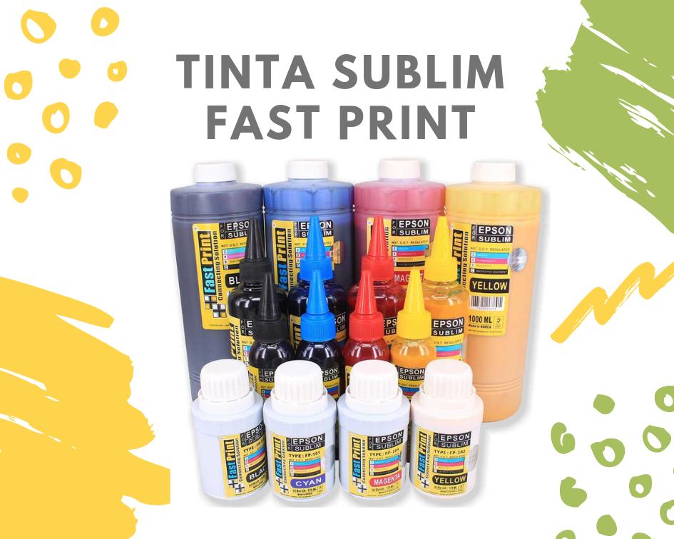 tinta sublim fast print