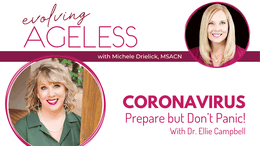 Coronavirus – Prepare but Don't Panic! With Dr. Ellie Campbell