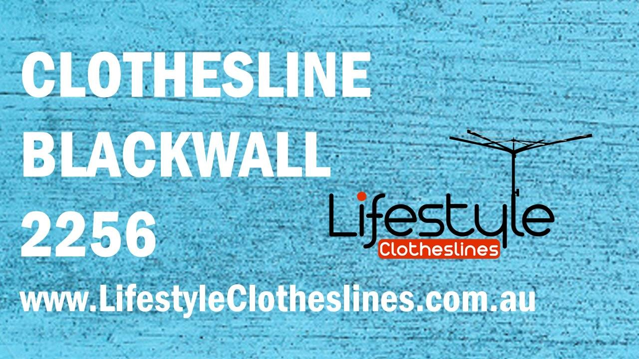 Clotheslines Black Wall 2256 NSW