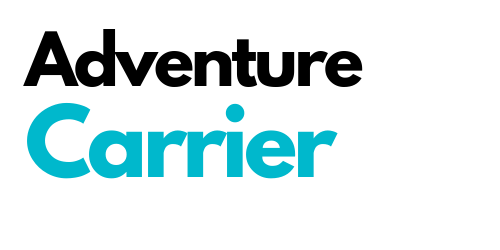 Adventure carrier logo