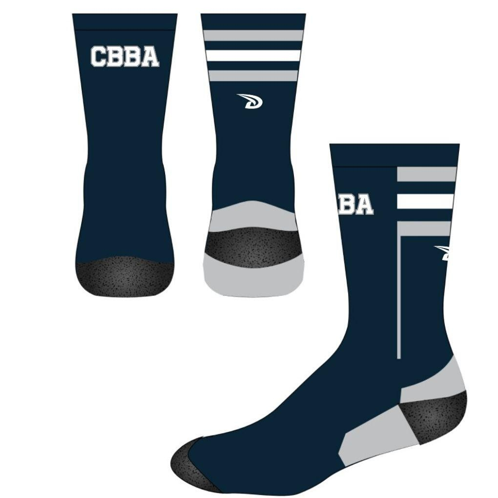 CBBA Crew Socks