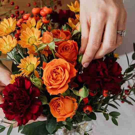 Long lasting flowers cut flowers EM-1
